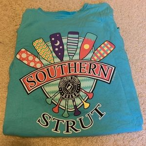 southern strut